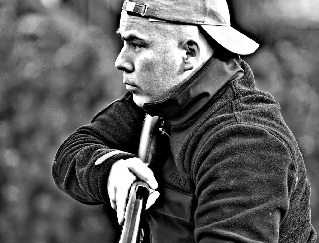 Streetwise Academy Oliver Hoffmann Trap Shooting