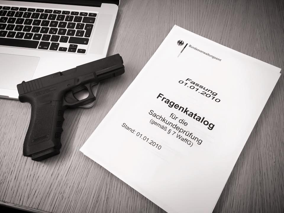 Waffensachkunde in der Streetwise Academy