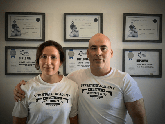 Streetwise Academy Shooting Club T-Shirt